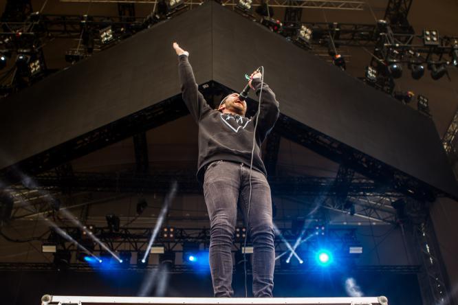 Schlaraffenlandung - Live @ Southside Festival 2018