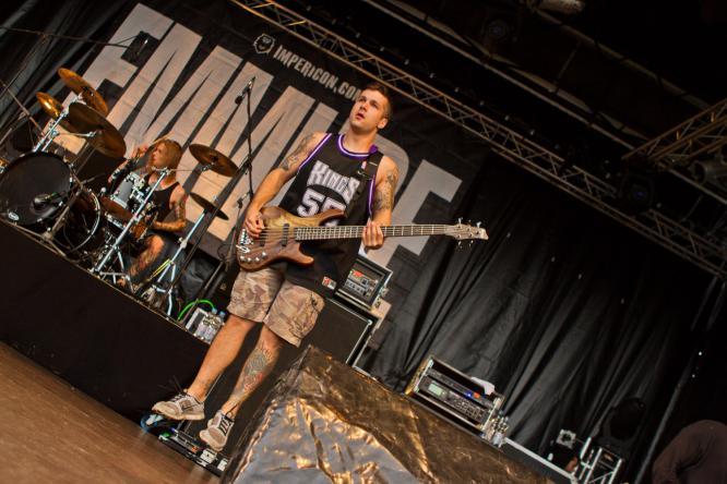 Emmure - Live @ Mair1 Open Air Festival 2014