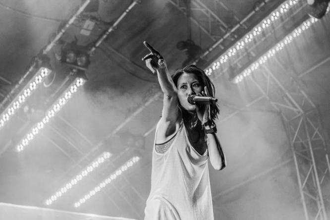 And Then She Came - Live @ Marktplatz, Aachen