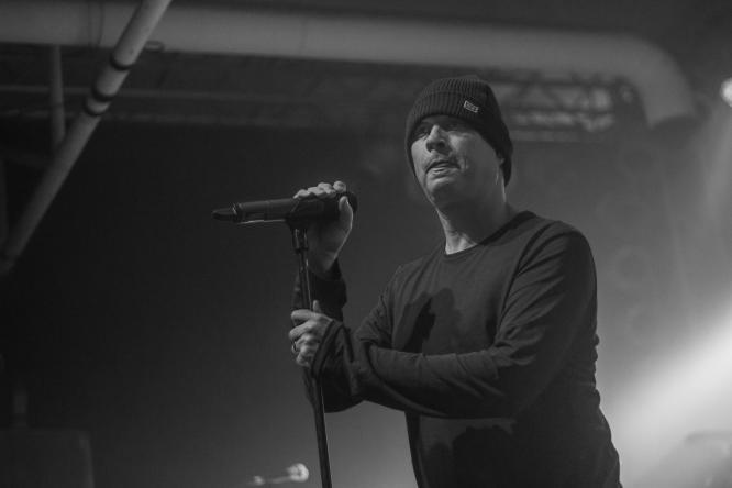 Mesh - Live @ Essigfabrik, Cologne