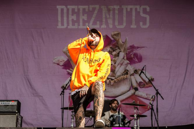 Deez Nuts - Live @ Reload Festival 2018