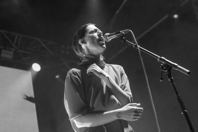 Kat Frankie - Live @ Southside Festival 2018