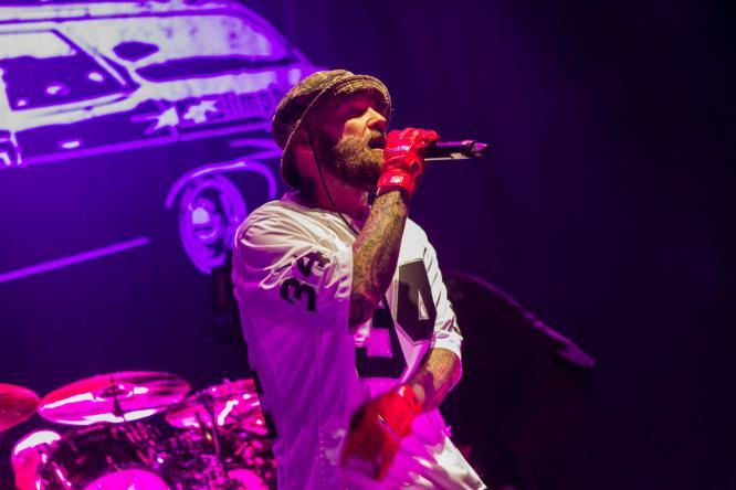 Limp Bizkit - Live @ Westfalenhallen, Dortmund