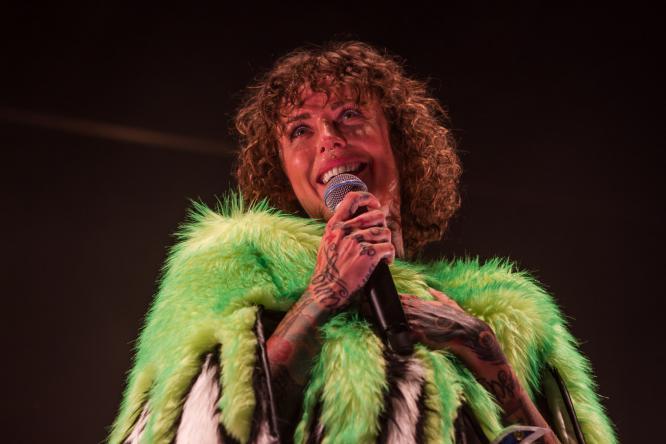 Jennifer Rostock - Live @ Mitsubishi Electric Halle, Düsseldorf
