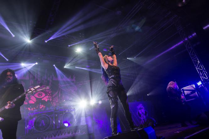 Arch Enemy - Live @ Turbinenhalle, Oberhausen