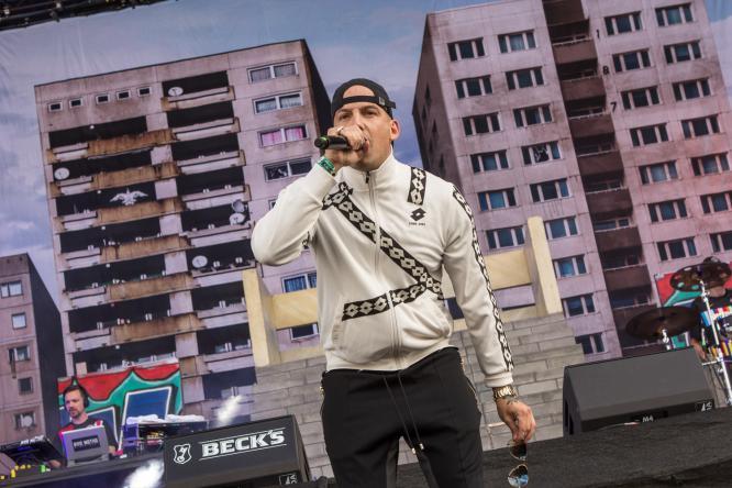 Bonez MC & RAF Camora - Live @ Southside Festival 2018