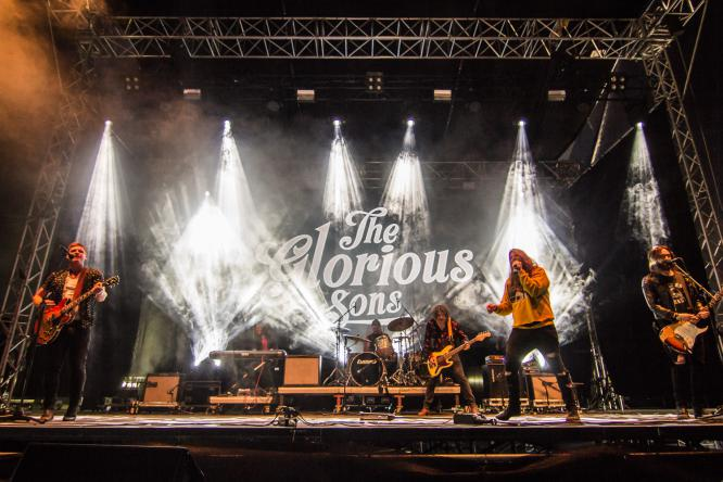 The Glorious Sons - Live @ Southside Festival 2018