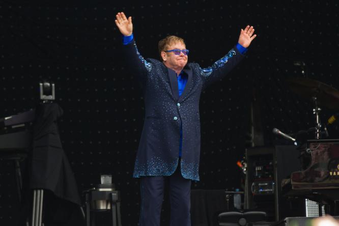 Elton John - Live @ Warsteiner Hockeypark, Mönchengladbach