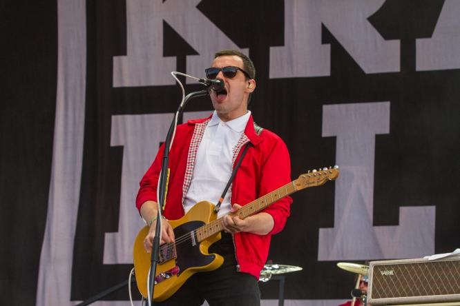 Kraftklub - Live @ Southside Festival 2018
