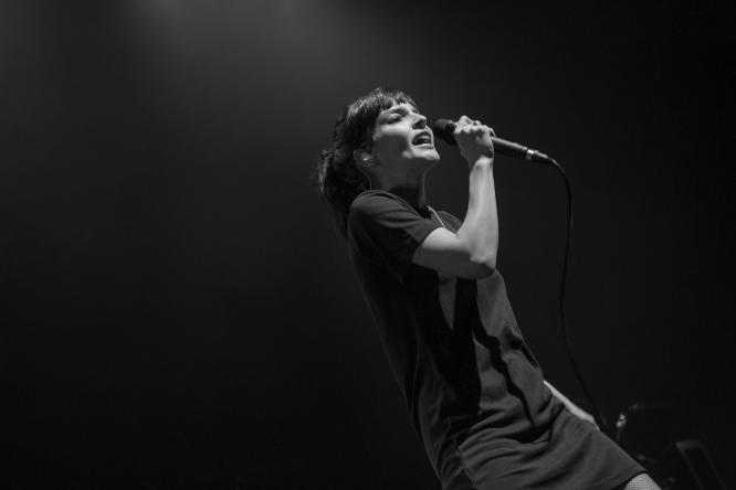 Chvrches - Live @ E-Werk, Cologne