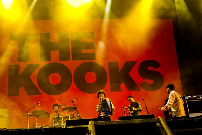 The Kooks - Live @ Southside Festival 2014