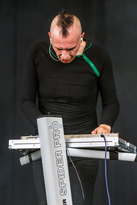 Solar Fake - Live @ Amphi Festival 2016