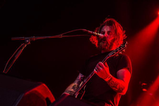 Atreyu - Live @ Groezrock Festival 2015