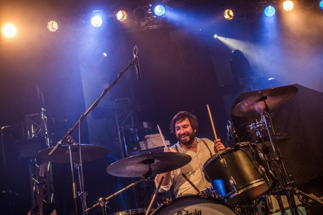 Pictures - Live @ Essigfabrik, Cologne