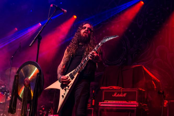 Wolves In The Throne Room - Live @ Turbinenhalle, Oberhausen