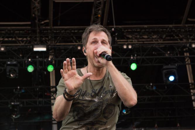 Jörg Bausch - Live @ Mönchengladbach Olé