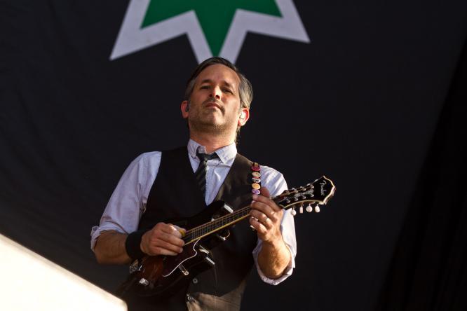 Flogging Molly - Live @ Southside Festival 2014
