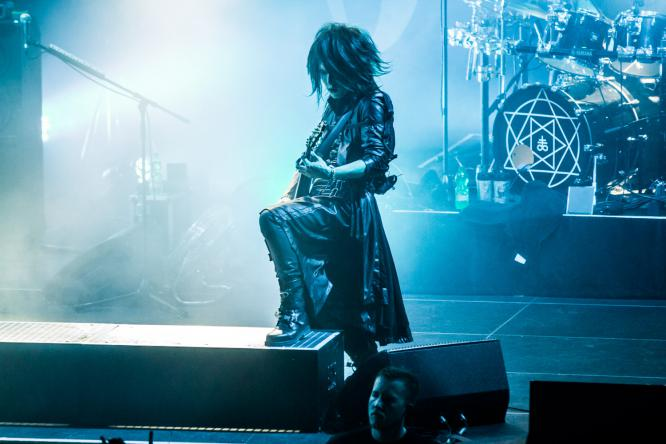 The GazettE - Live @ E-Werk, Cologne