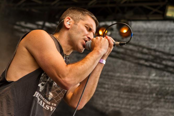 Atlas Losing Grip - Live @ Mair1 Open Air Festival 2014