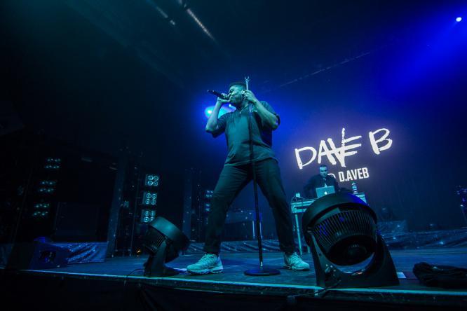 Dave B - Live @ Palladium, Köln