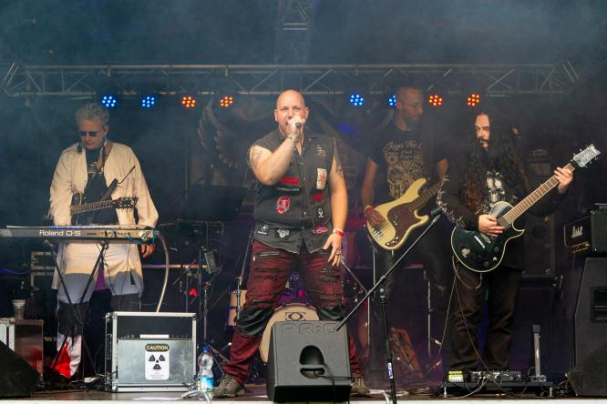 The Manic McFlys - Live @ Birkenhütte, Urbach