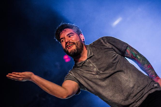 Suicide Silence - Live @ Groezrock Festival 2015