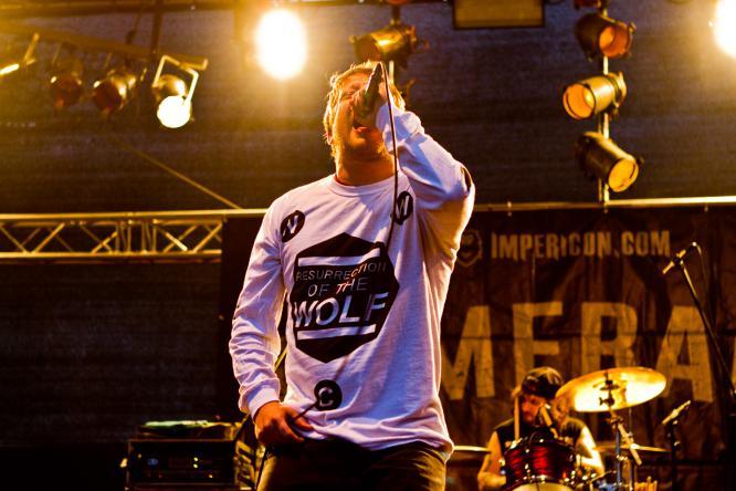 Comeback Kid - Live @ Mair1 Open Air Festival 2014