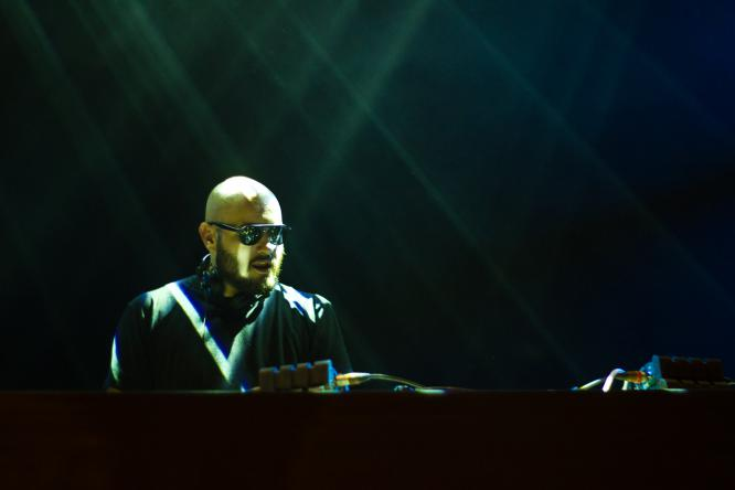 Crookers - Live @ Southside Festival 2014