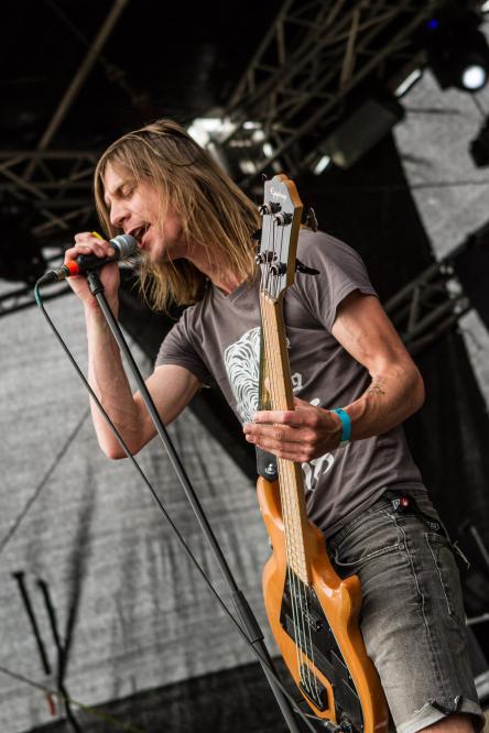 John Coffey - Live @ Mair1 Open Air Festival 2015