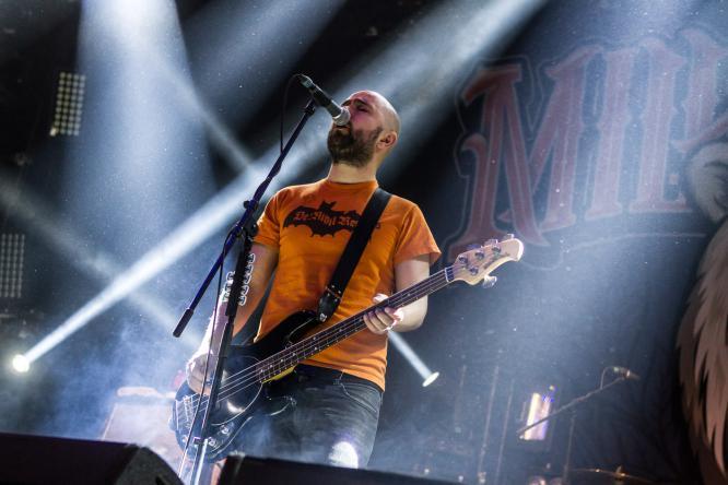 Millencolin - Live @ Groezrock Festival 2015