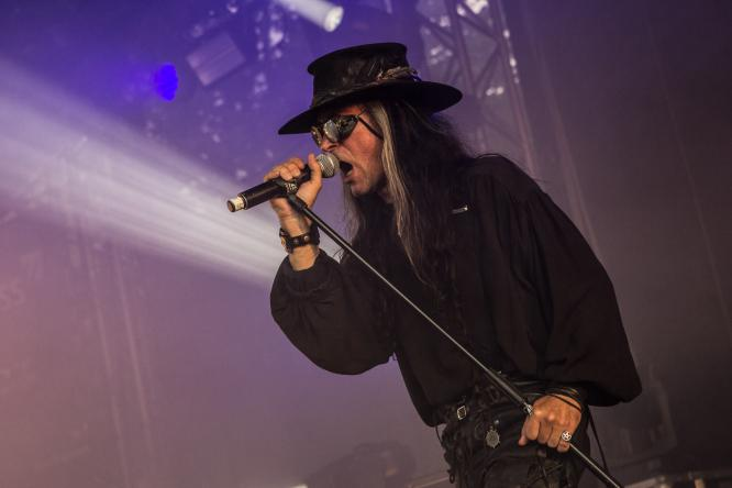 Fields of the Nephilim - Live @ Amphi Festival 2017
