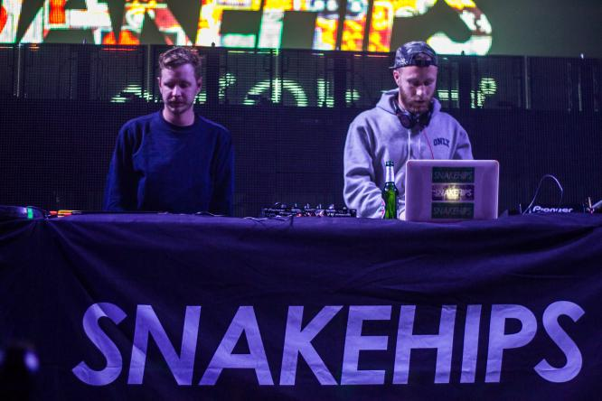 Snakehips - Live @ Palladium, Cologne