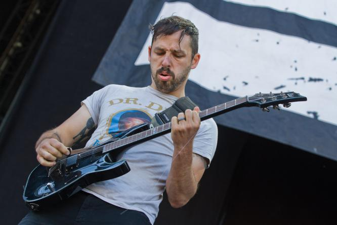 The Dillinger Escape Plan - Live @ Southside Festival 2014