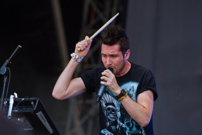 Bastille - Live @ Southside Festival 2014
