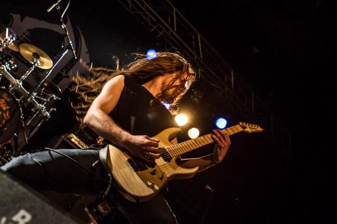 Heidra - Live @ Live Music Hall, Köln