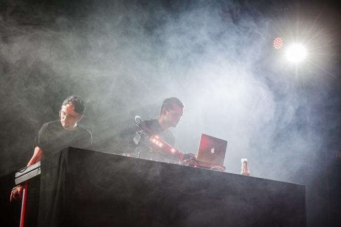 Dumme Jungs - Live @ Southside Festival 2015
