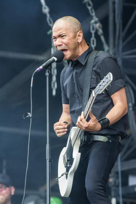 Danko Jones - Live @ Southside Festival 2017