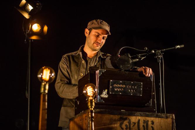 Damien Rice - Live @ Open Air am Tanzbrunnen, Köln
