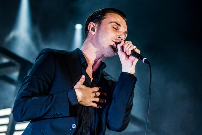Hurts - Live @ Palladium, Cologne
