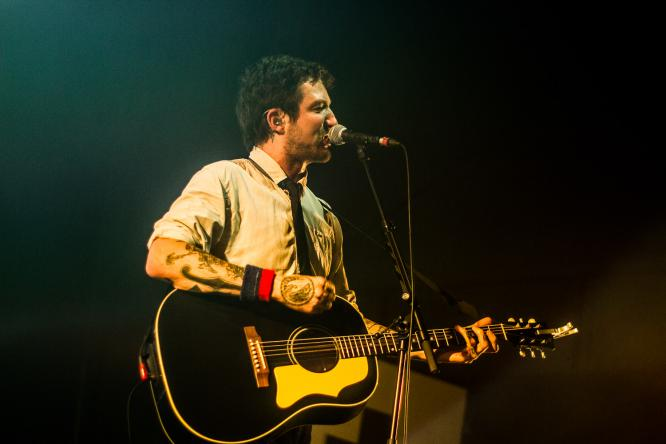 Frank Turner And The Sleeping Souls - Live @ Palladium, Cologne