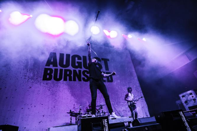 August Burns Red - Live @ Palladium, Cologne