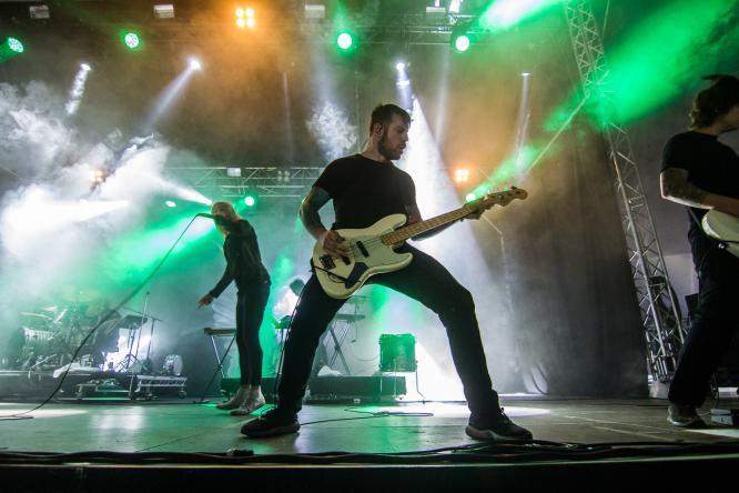 Underøath - Live @ Southside Festival 2018