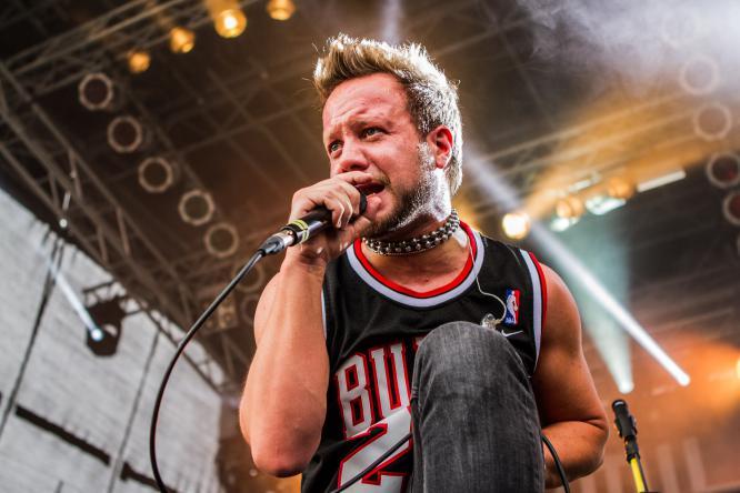 Emil Bulls - Live @ Mair1 Open Air Festival 2015