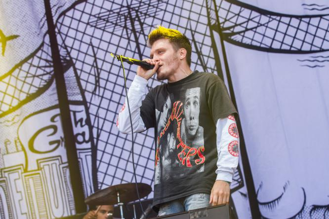 Neck Deep - Live @ Southside Festival 2018