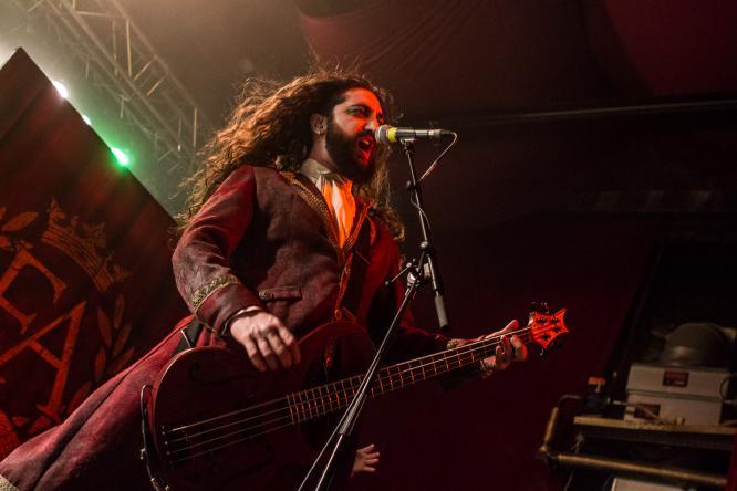 Fleshgod Apocalypse - Live @ Live Music Hall, Cologne