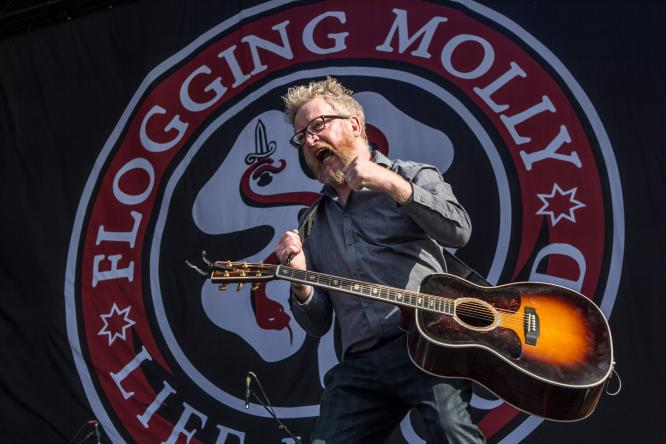 Flogging Molly - Live @ Southside Festival 2017