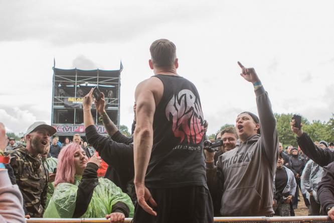 Ryker's - Live @ Reload Festival 2018