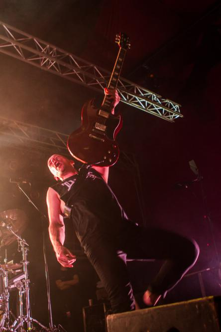 Callejon - Live @ Live Music Hall, Köln