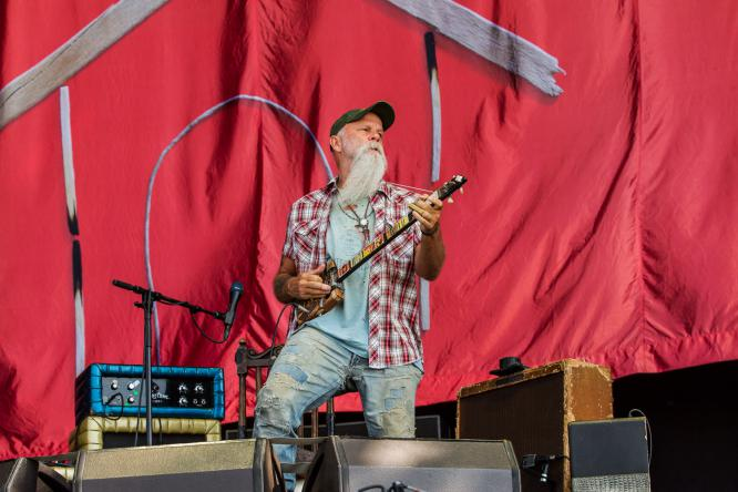 Seasick Steve - Live @ Southside Festival 2017