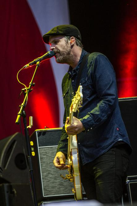 The Gaslight Anthem - Live @ Southside Festival 2015